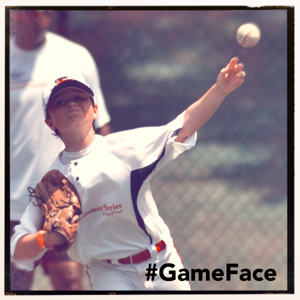 Show us your #GameFace